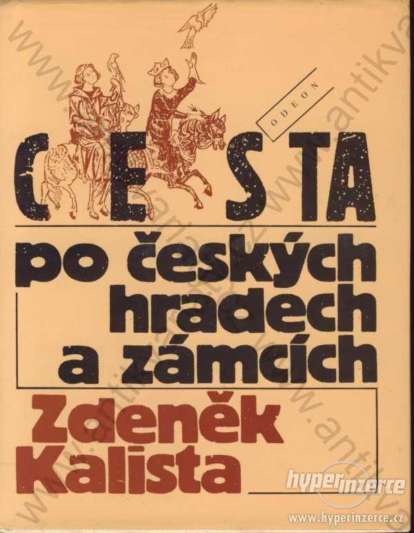 Cesta po českých hradech a zámcích 1993