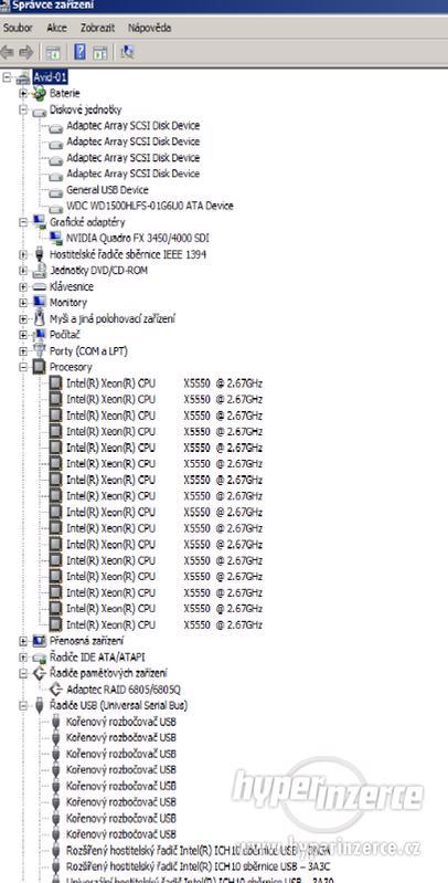 Supermicro Dual 8core Xeon X5550 2,67Ghz - foto 7