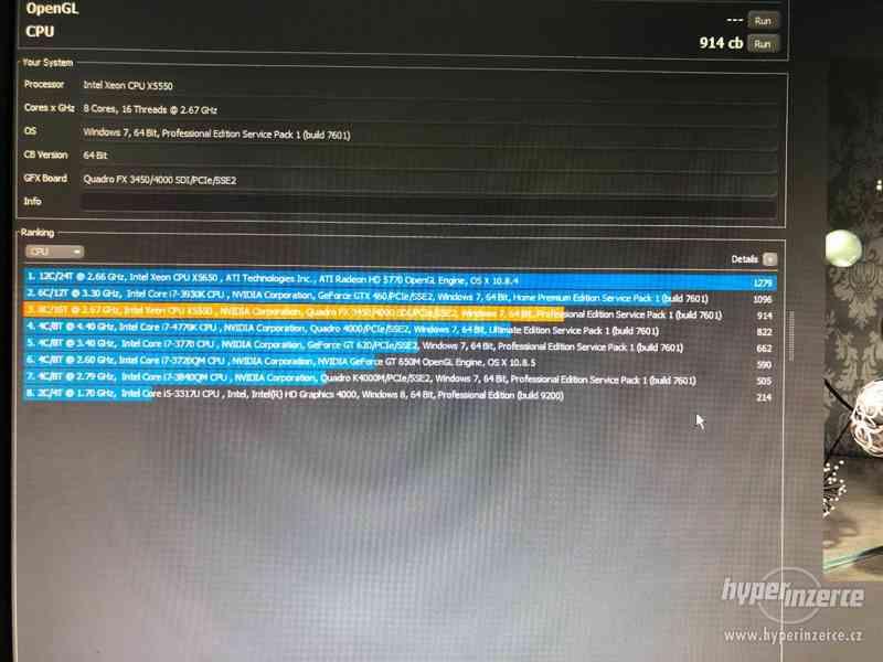 Supermicro Dual 8core Xeon X5550 2,67Ghz - foto 5