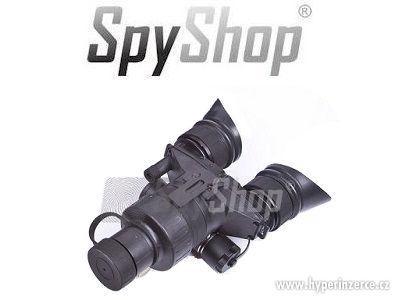Brýle pro noční vidění Armasight Nyx7 gererace 2+ HD - foto 1