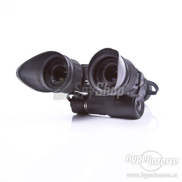 Brýle pro noční vidění Armasight Nyx7 gererace 2+ HD - foto 2