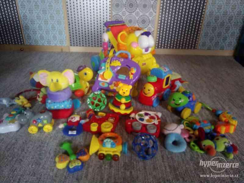 Mega set hraček pro miminko - foto 1