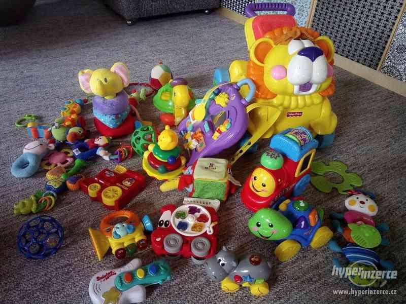 Mega set hraček pro miminko - foto 2