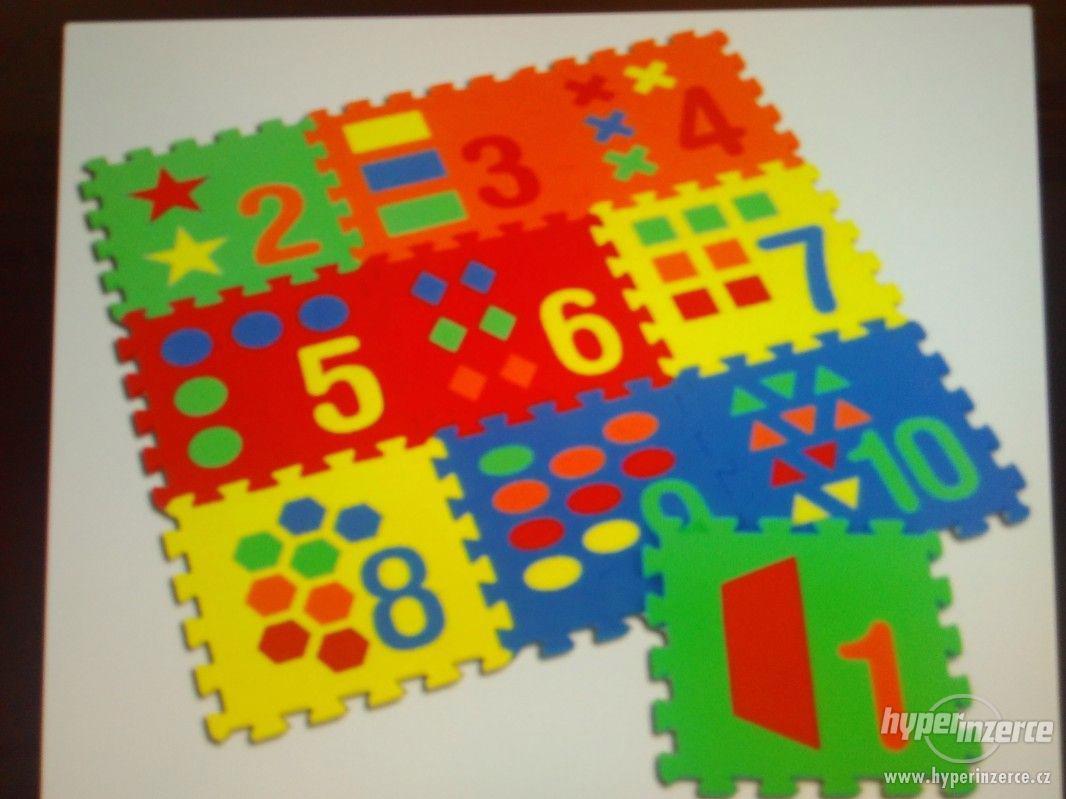 Dětské puzzle - foto 1
