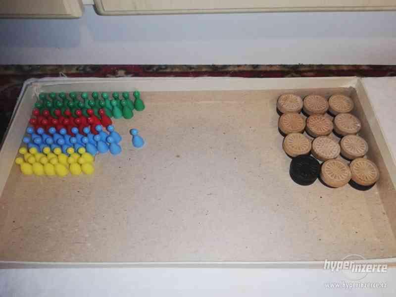 Retro hra - Soubor oblíbených společenských her - foto 2