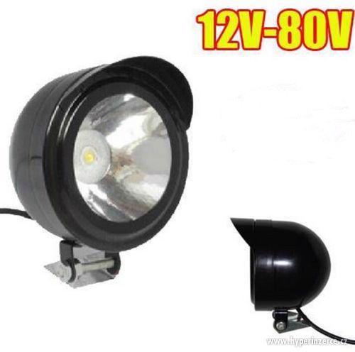 Přední světla LED