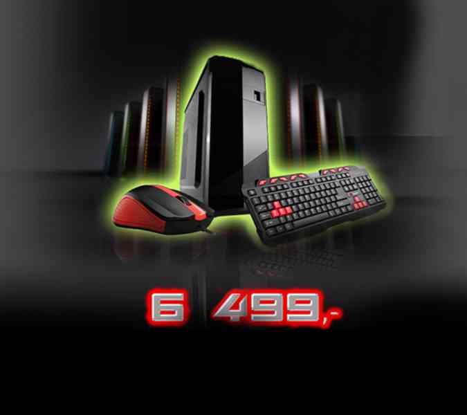 AMD 4020,4GB ram,1TB HDD 7480 2GB - foto 1