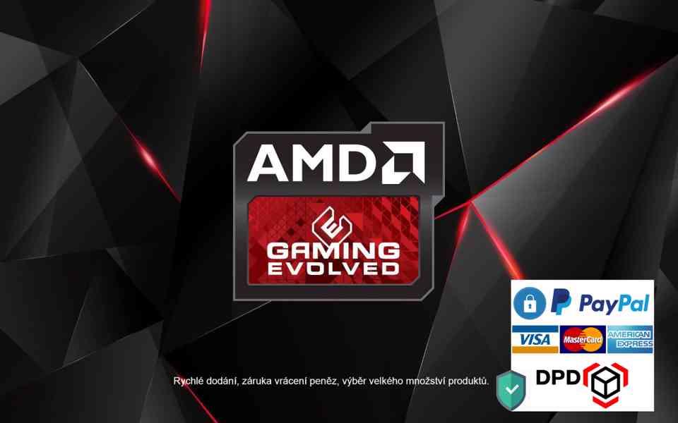 AMD 4020,4GB ram,1TB HDD 7480 2GB - foto 2
